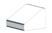 HD-Zeichnungen der Aluminium-Profilgehäuse der Serie PrioLine®
